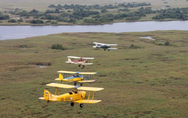 Pilots wanted for the Crete2Cape Vintage Air Rally