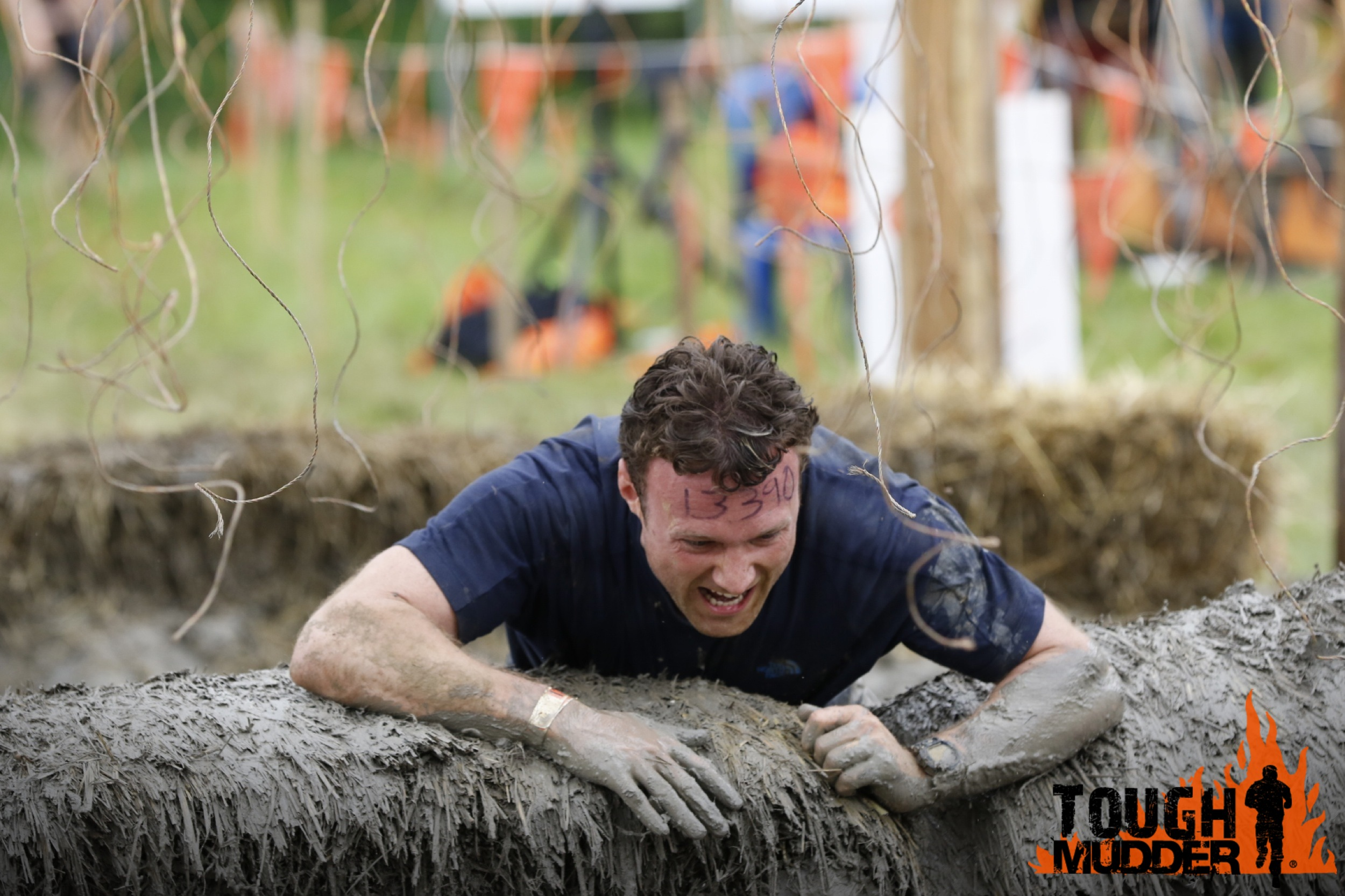 What's it like to do a Tough Mudder?