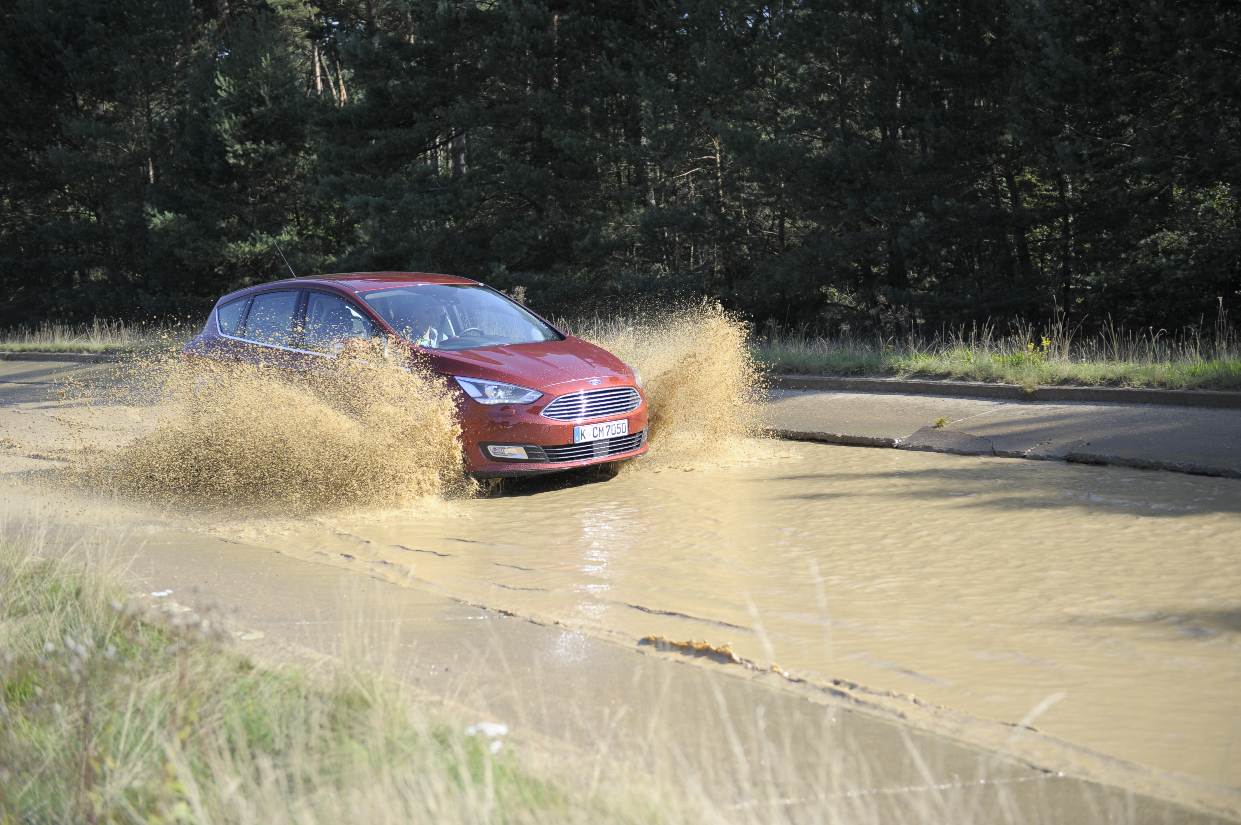 How Ford is adventure-proofing its C-MAX cars for families