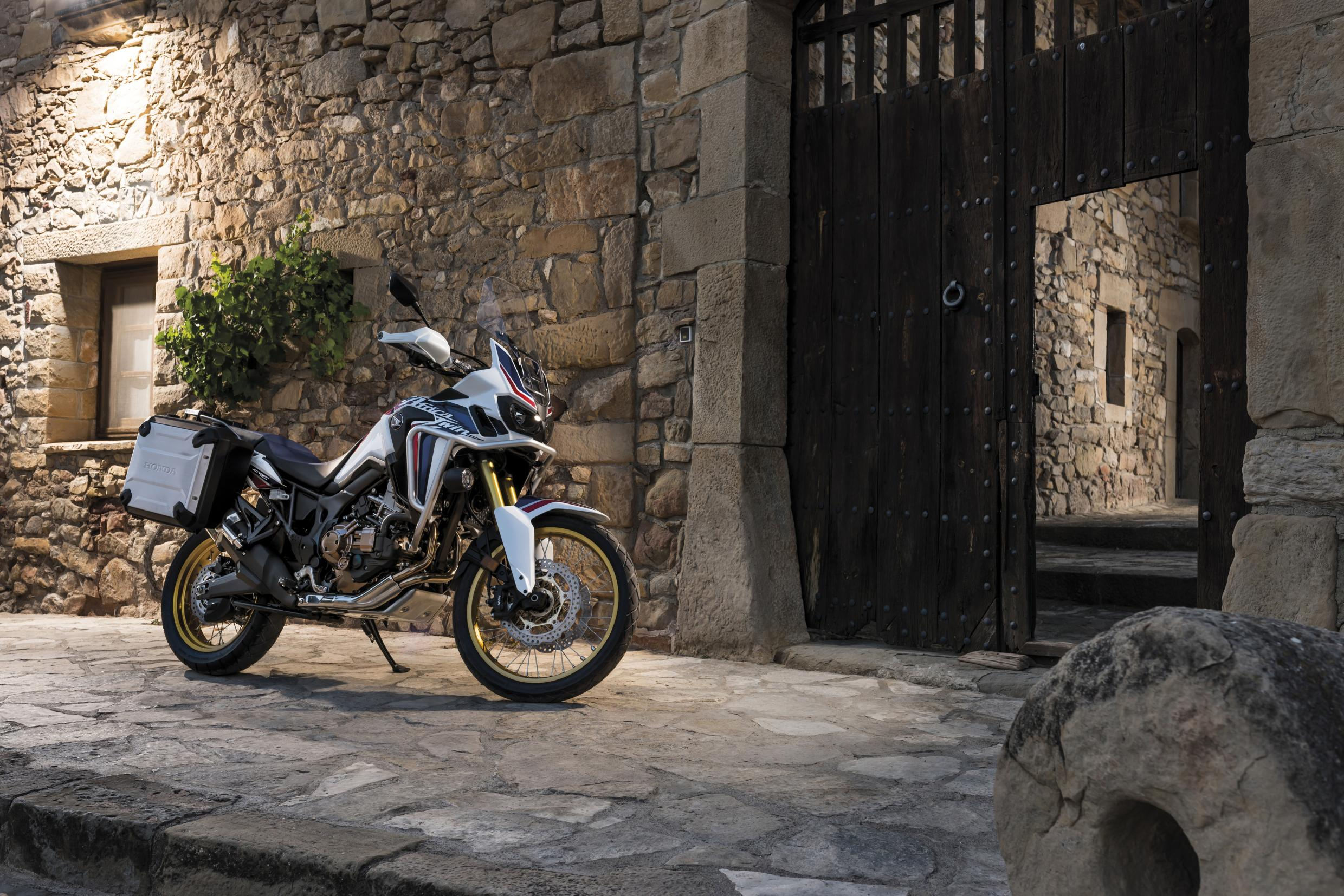 2015 Africa Twin priced at £10,499