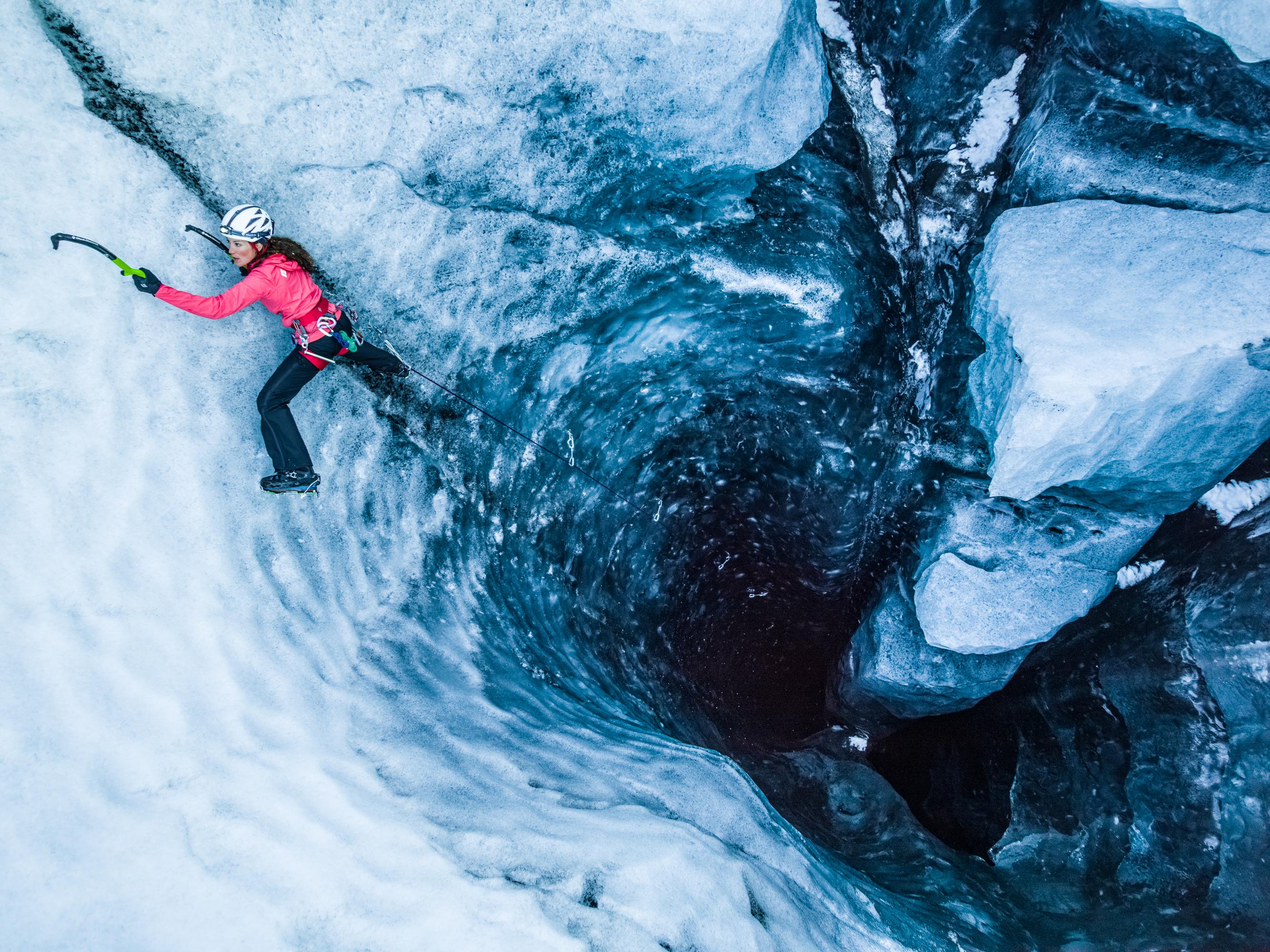 Video: Climbing Ice