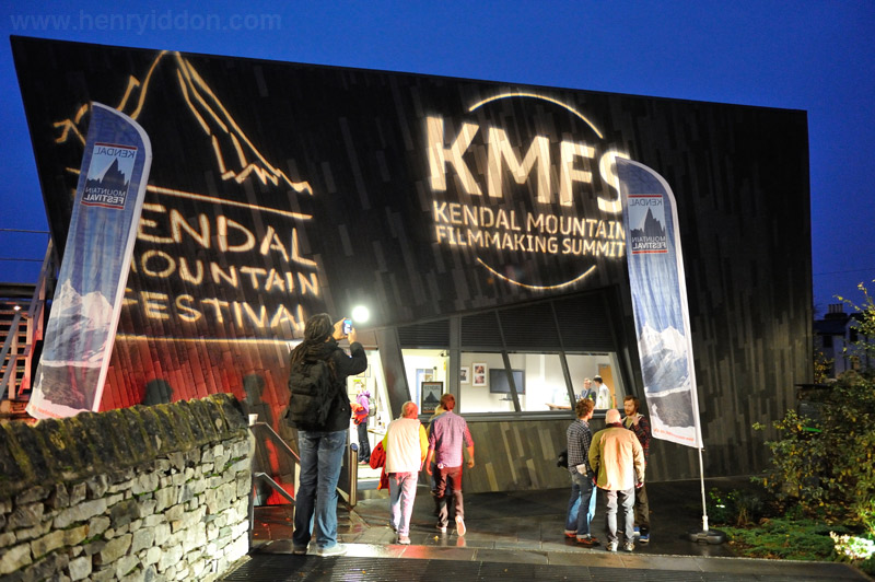 What's happening at the Kendal Mountain Festival this year?