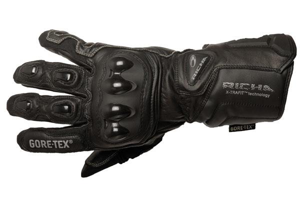 New Kit: Richa Extreme Goretex gloves