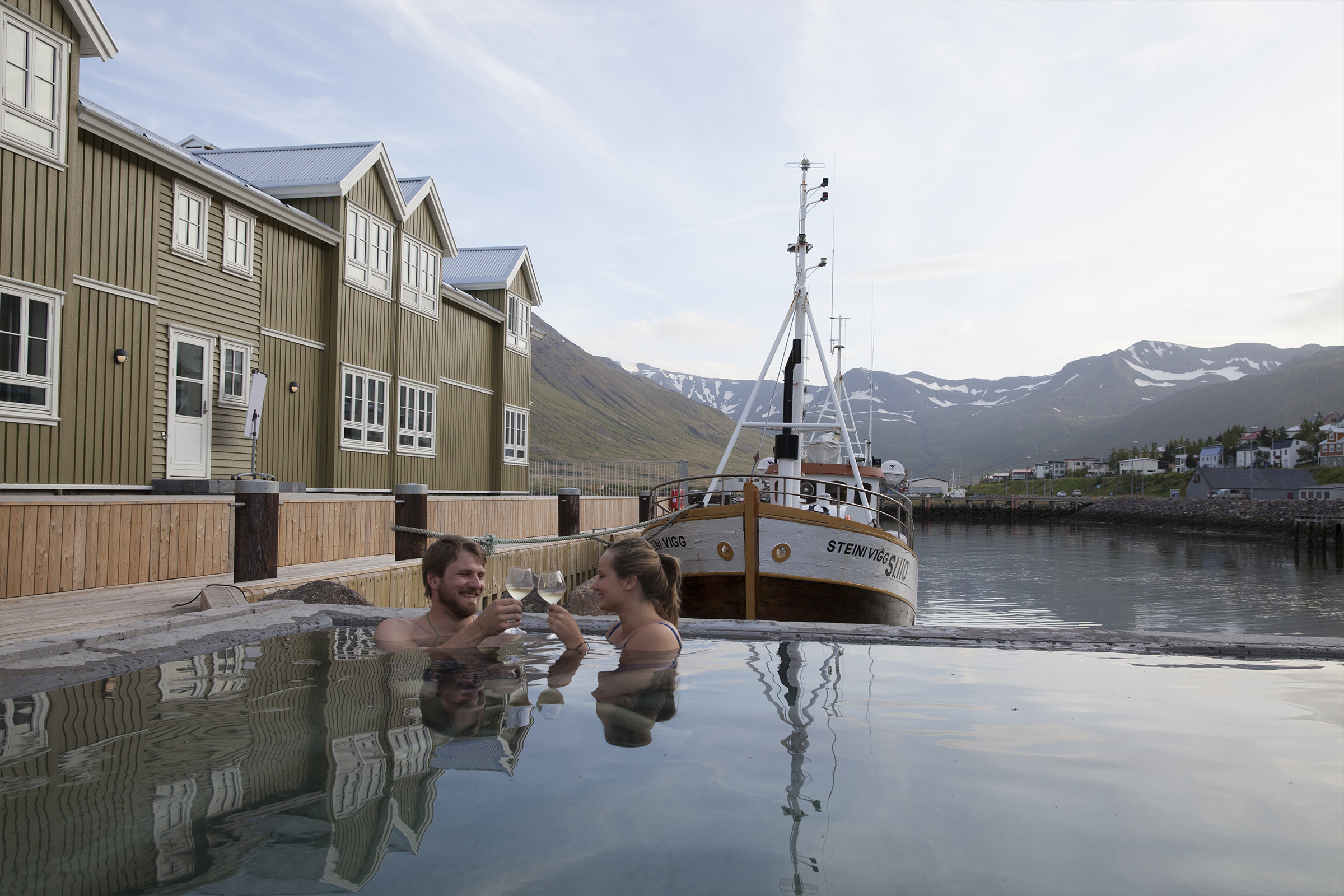 Hotel Sligo in Iceland