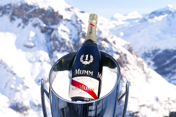 Tickets now on sale for a unique evening with MUMM Champagne and Land Rover at the RGS