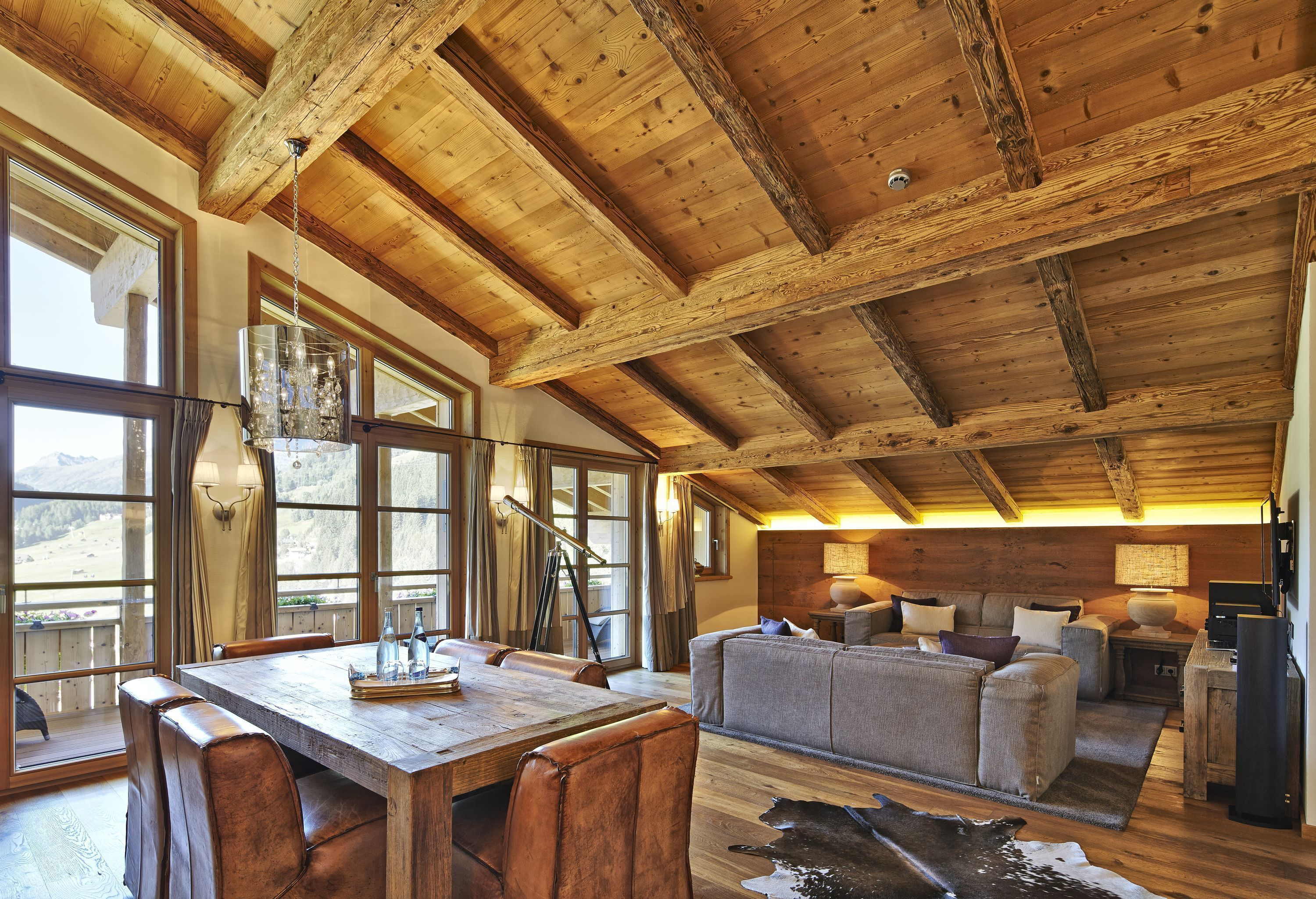 Rustic Retreat: Hotel Tannenhof near St Anton