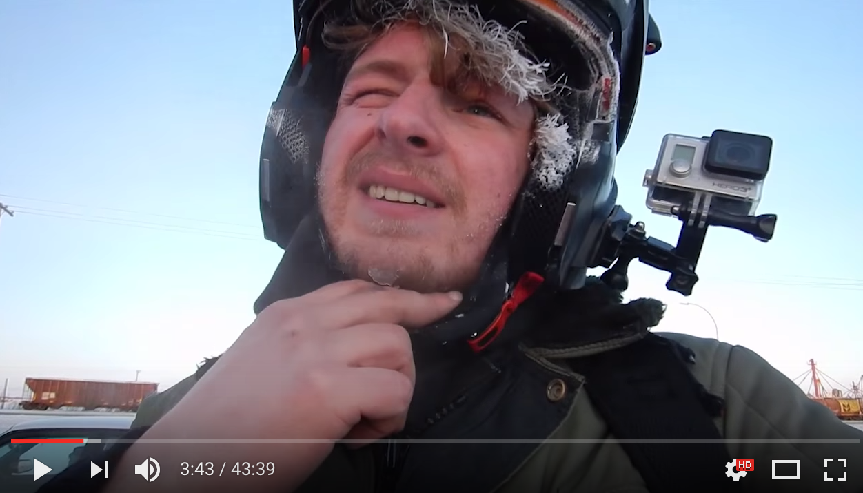 Ed March's latest C90 Adventures video is online…and it's a beauty