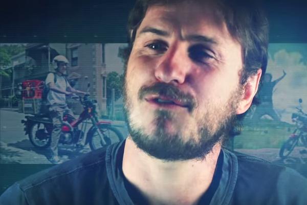 Nathan Millward on the Rhythm of the Road