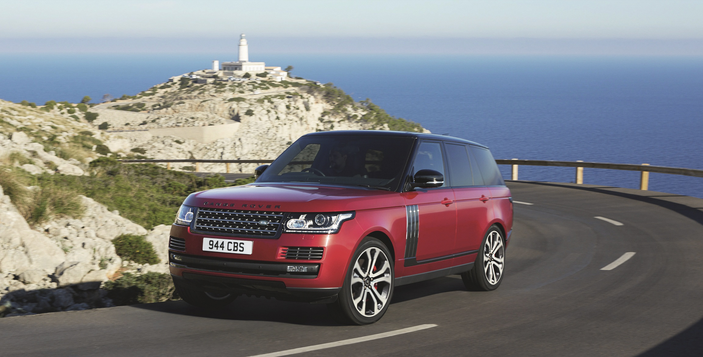 Check out the new Range Rover SVAutobiography Dynamic