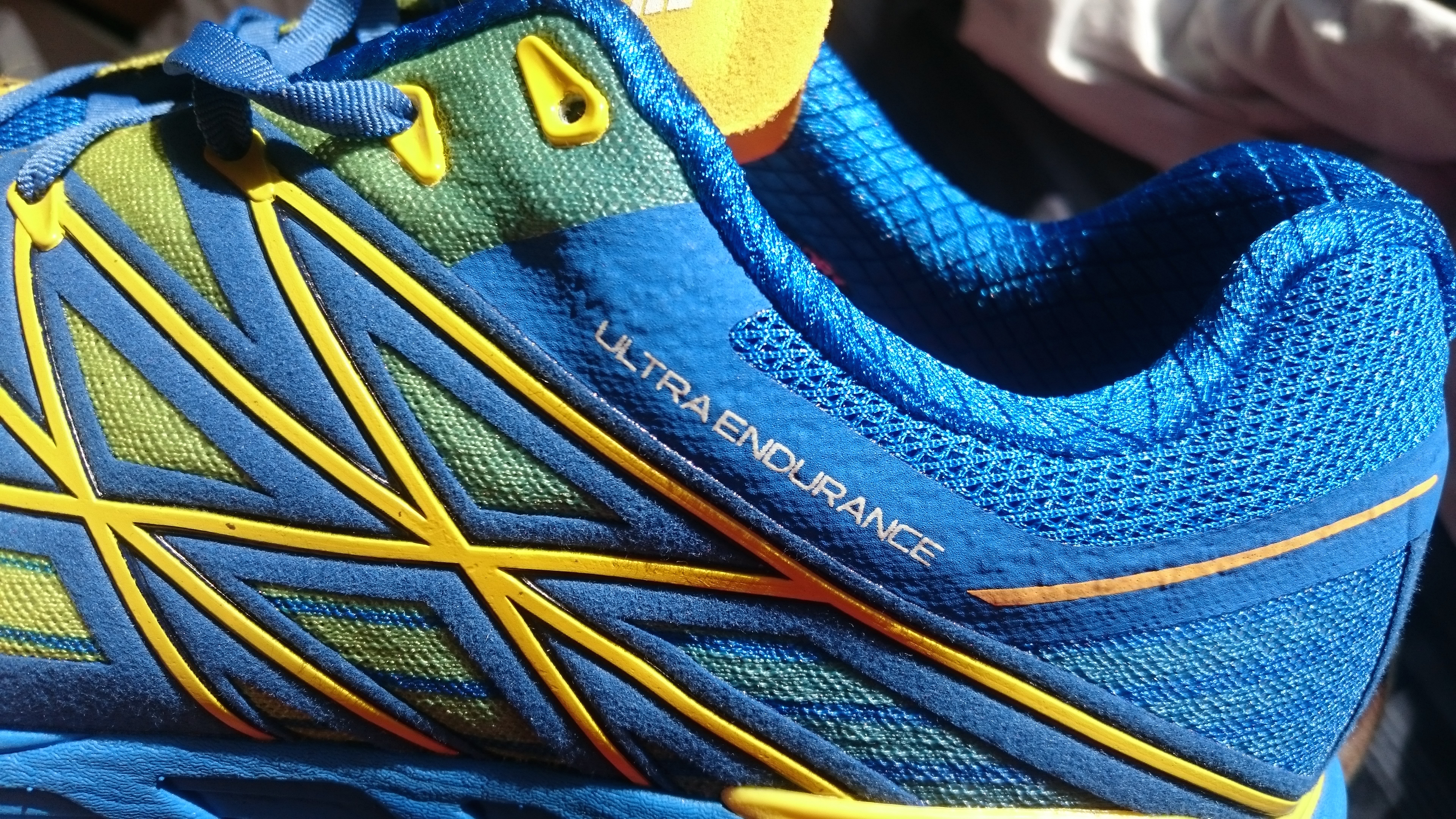 'The North Face' Ultra Endurance trainers review