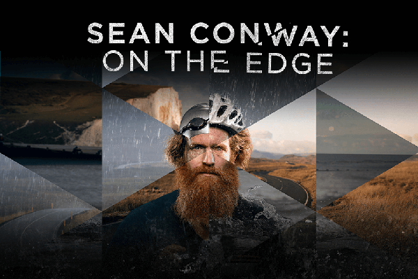 Watch Sean Conway's new programme 'On The Edge'
