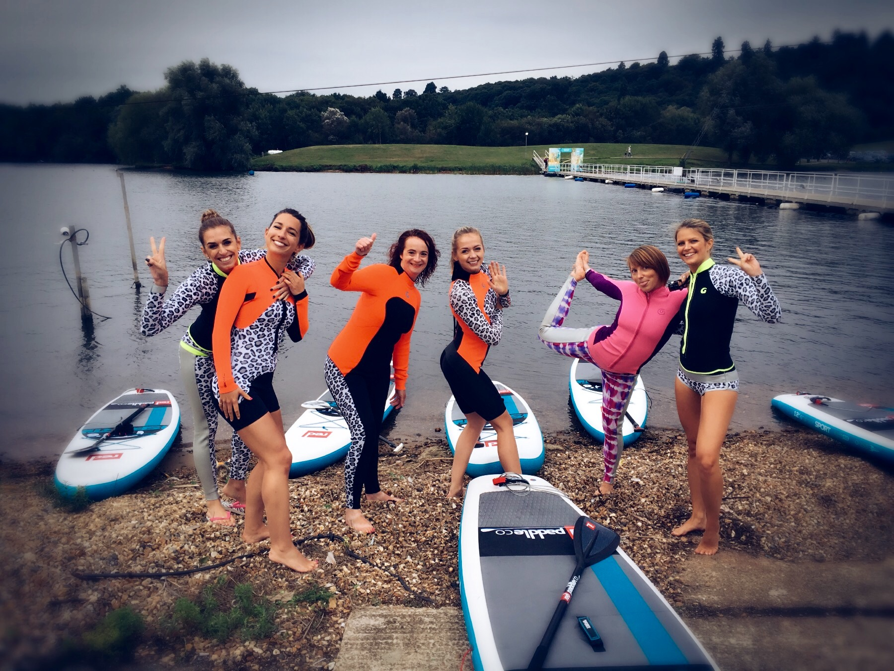 An adventurous watersports day with GlideSoul