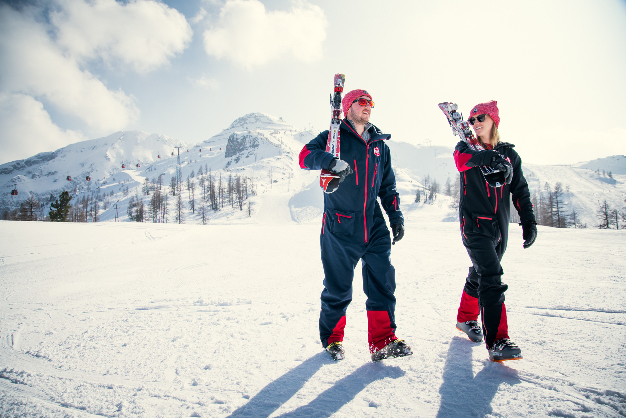 Help Red7 bring the CG1 ski suit to market