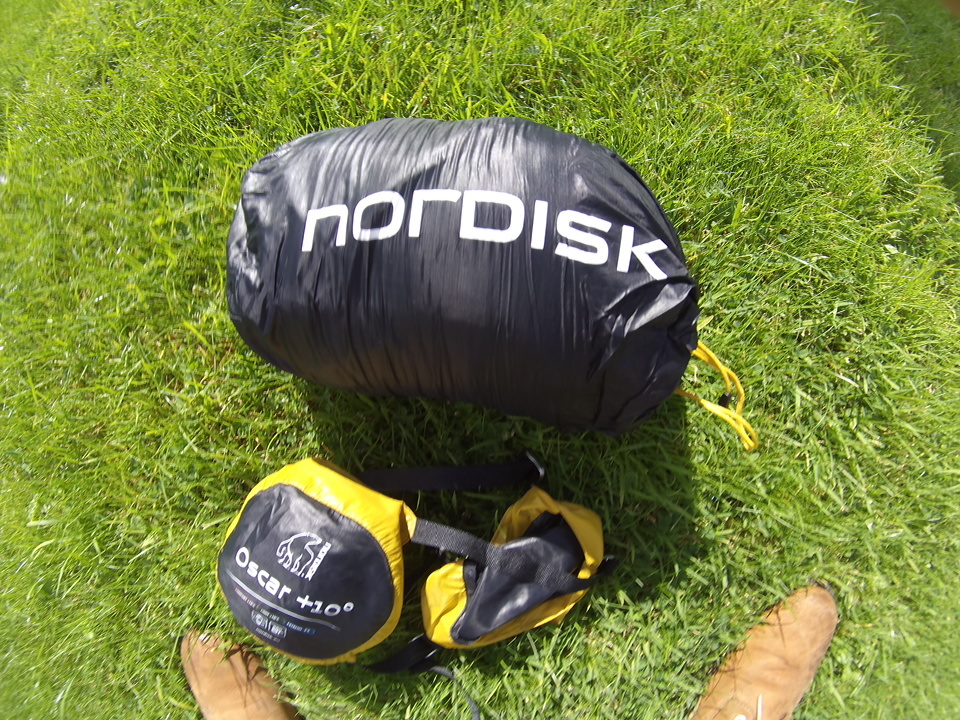 Nordisk Oscar +10° sleeping bag review
