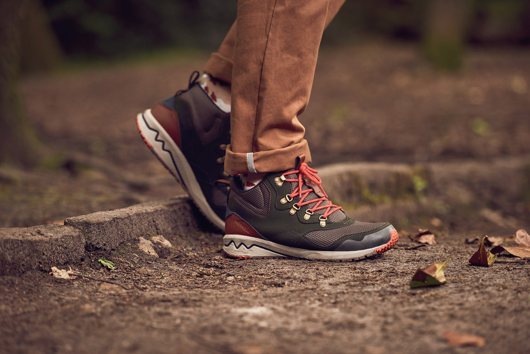 Merrell's new Heritage Collection