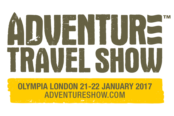 Money off tickets for the Adventure Travel Show in January