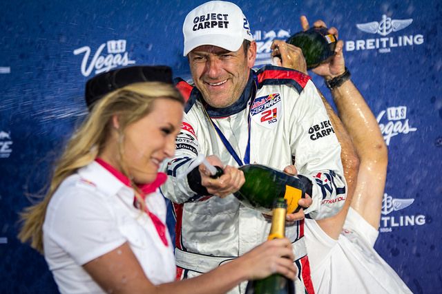 Matthias Dolderer is this year's Red Bull Air Race World Champion