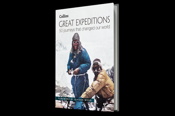 Fireside Reading: Great Expeditions