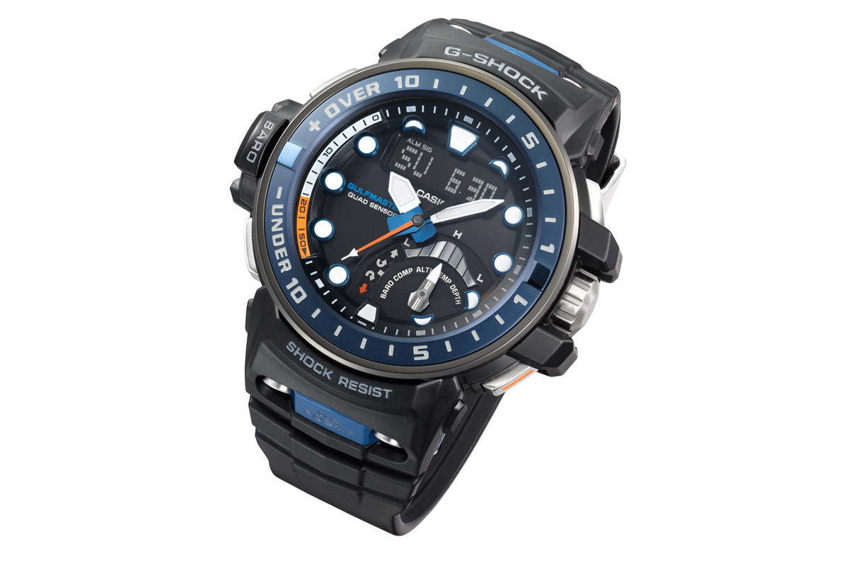 New G-SHOCK Gulfmaster goes on sale today