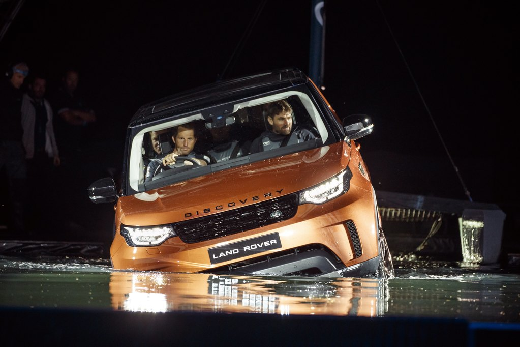 Here it is: The all-new Discovery