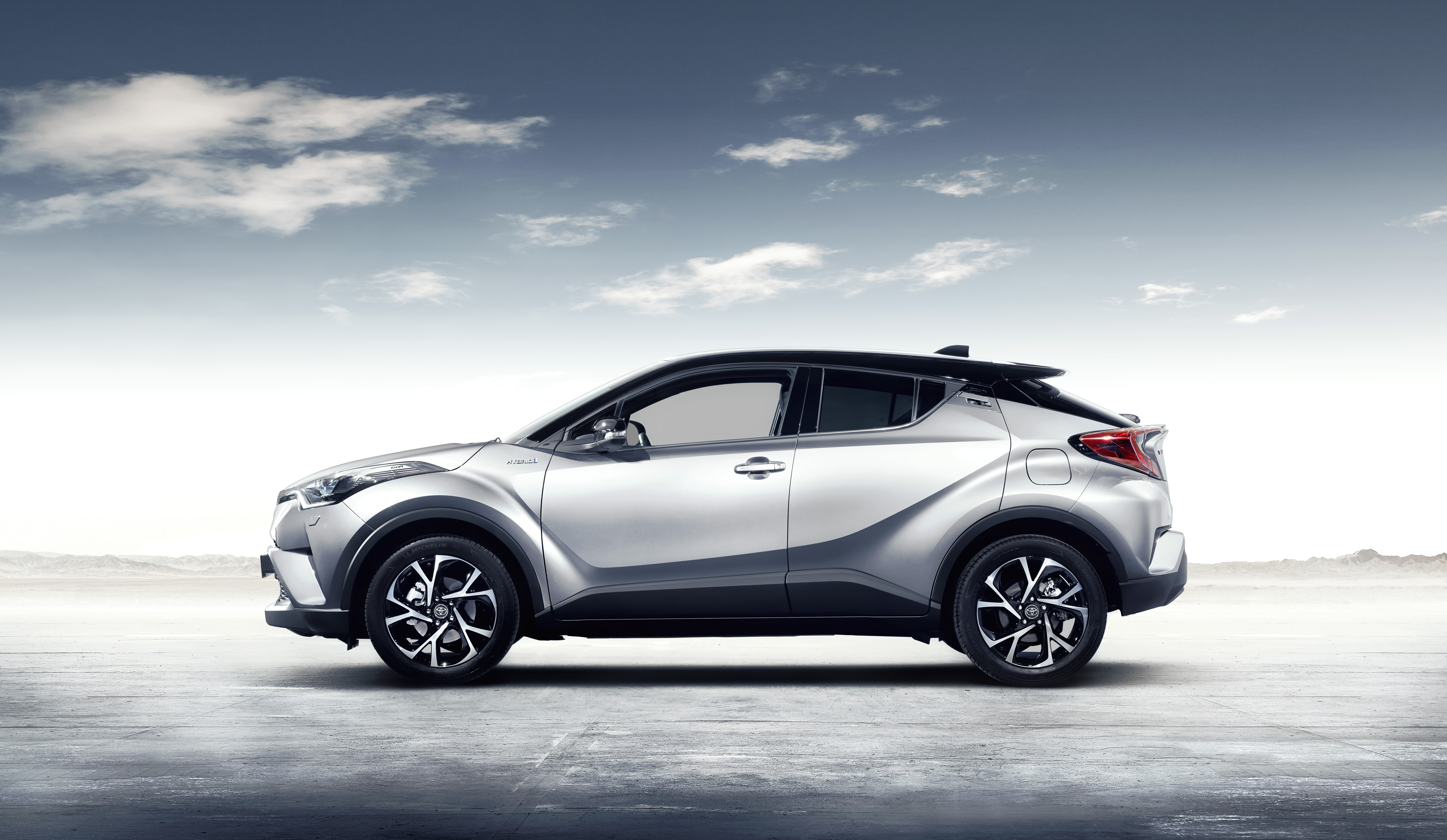 Toyota's bringing out this all-new C-HR