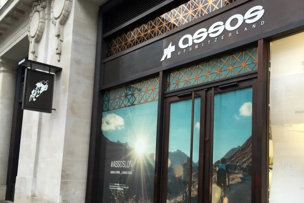 ASSOS opens flagship cycling store in London