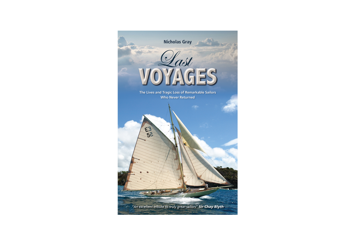 Fireside Reading: Last Voyages by Nicholas Gray