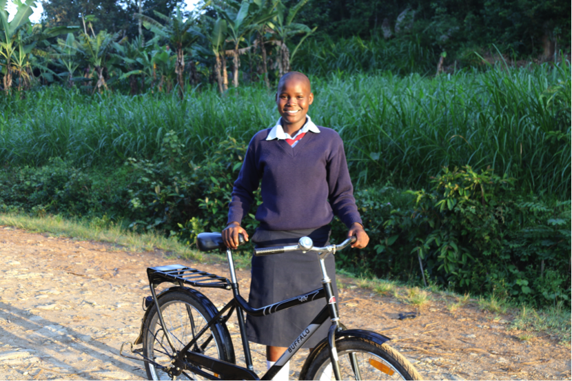 World Bicycle Relief's 'A Way Forward' campaign