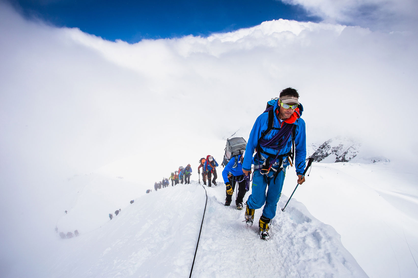 Trailer video for this year's Arc'teryx Alpine Academy