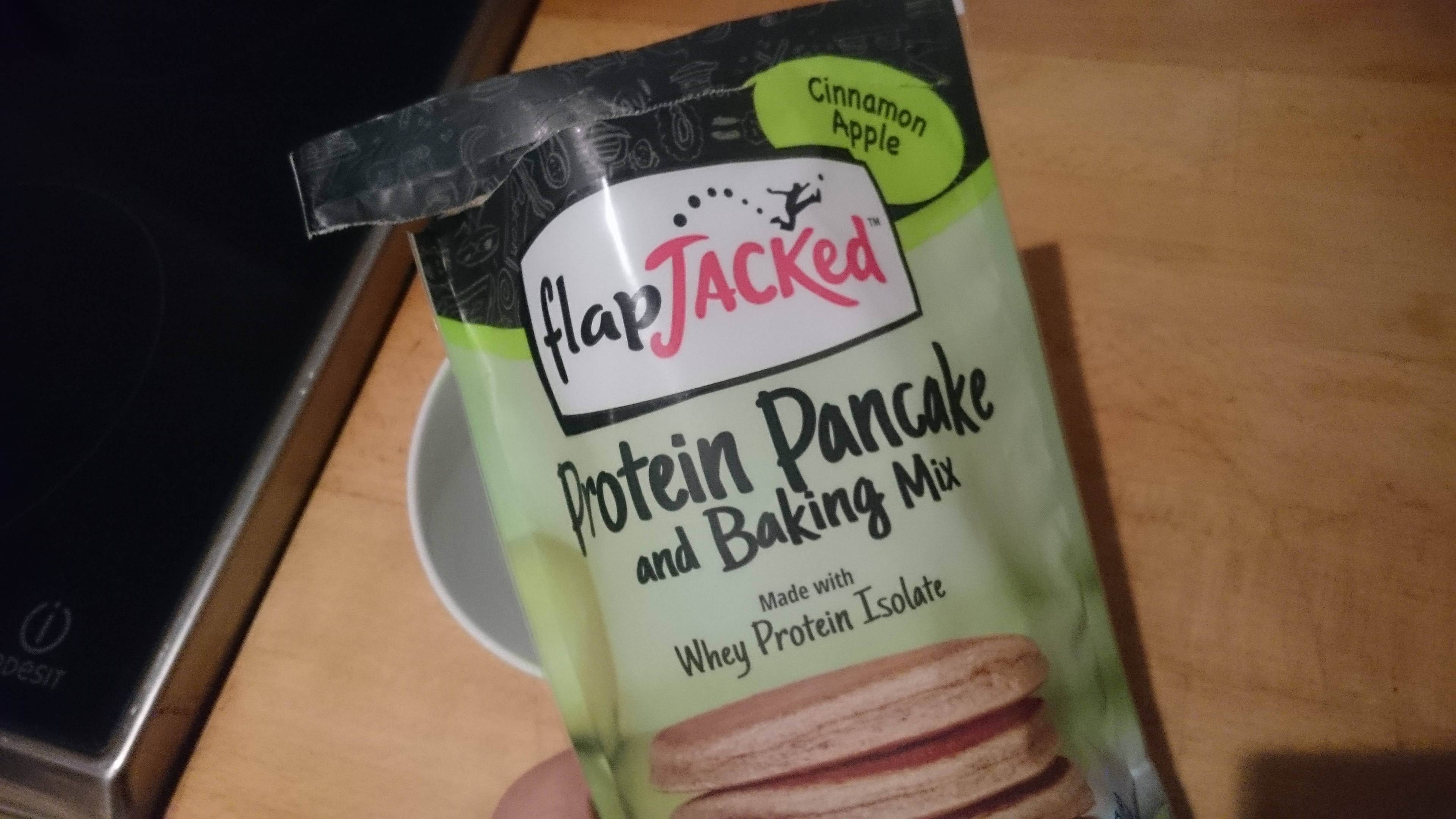 FlapJacked Protein Pancake & Baking Mix review