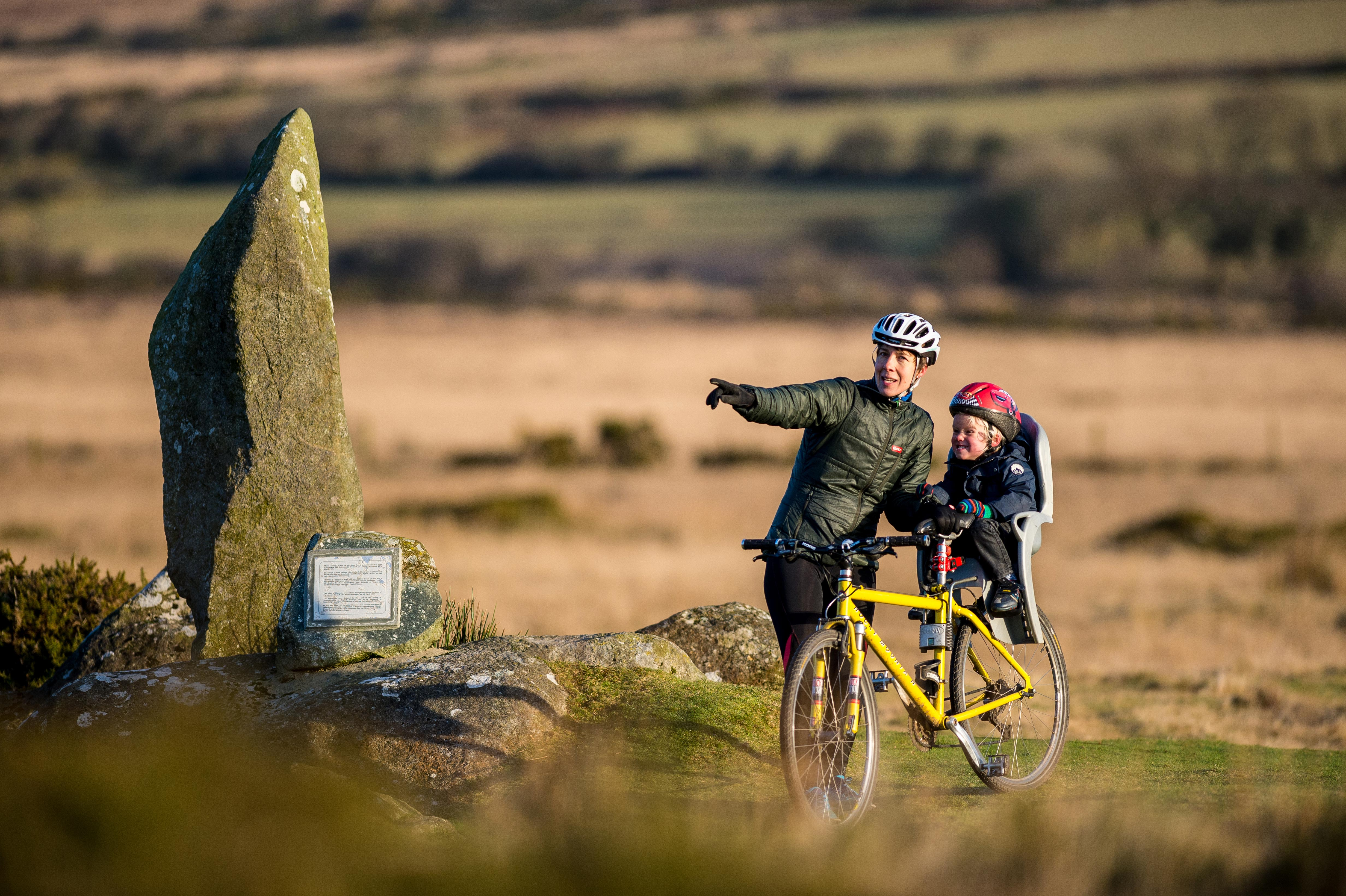 Try the new Legends Cycle Route in Wales