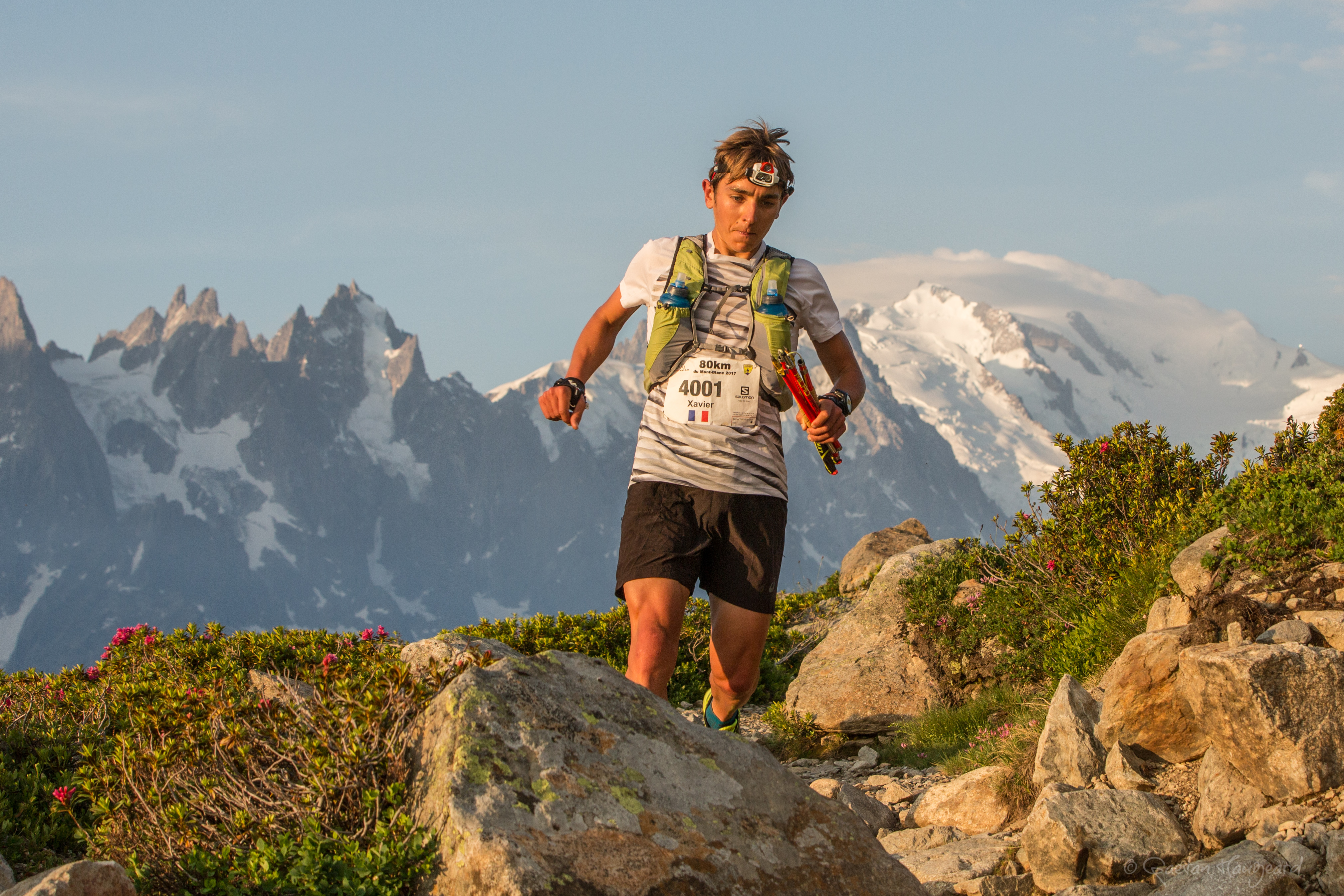 Here are the winners of the 80km Mont Blanc Marathon