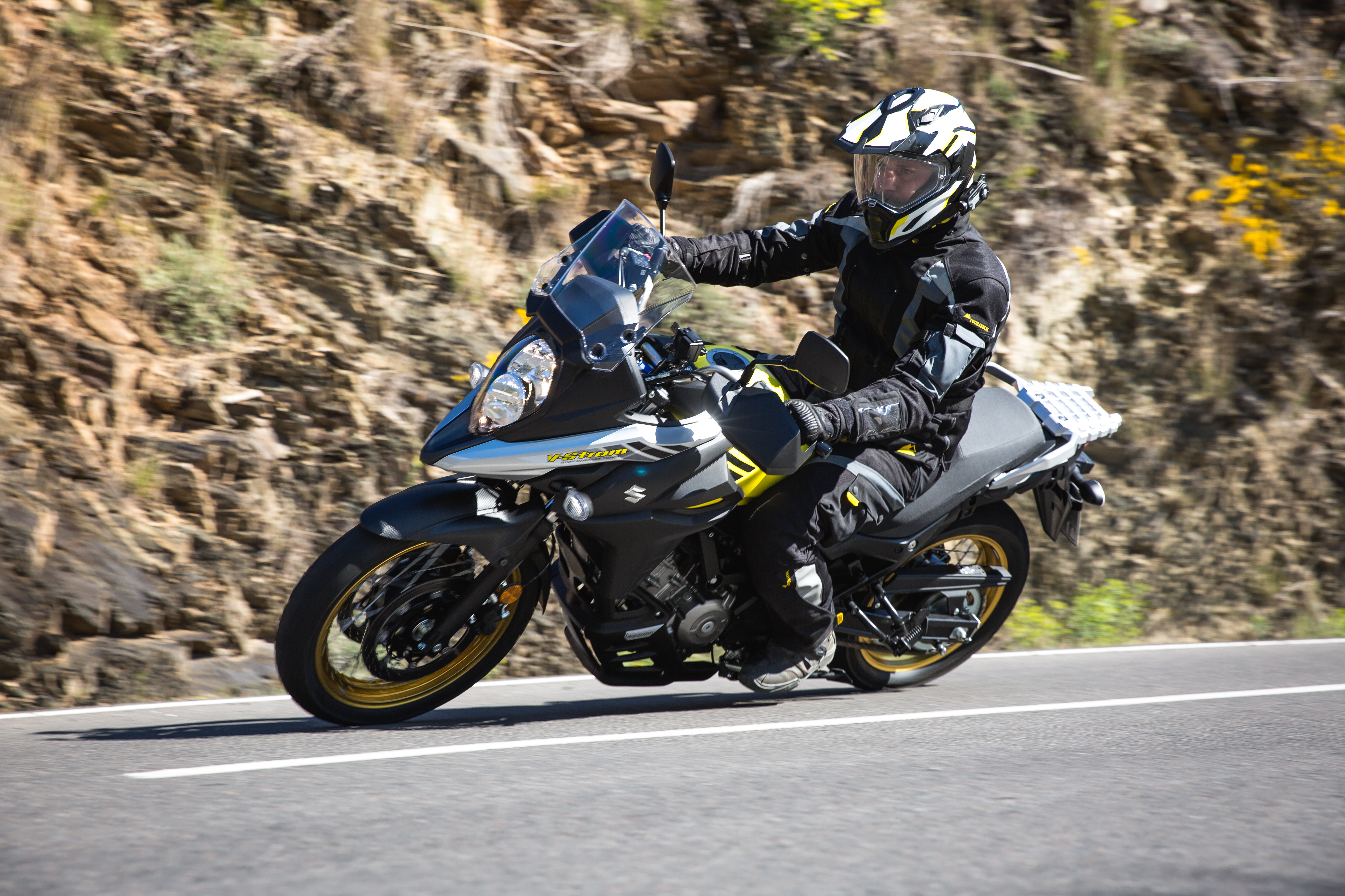 Buy a V-Strom 650 for as little as £85 a month