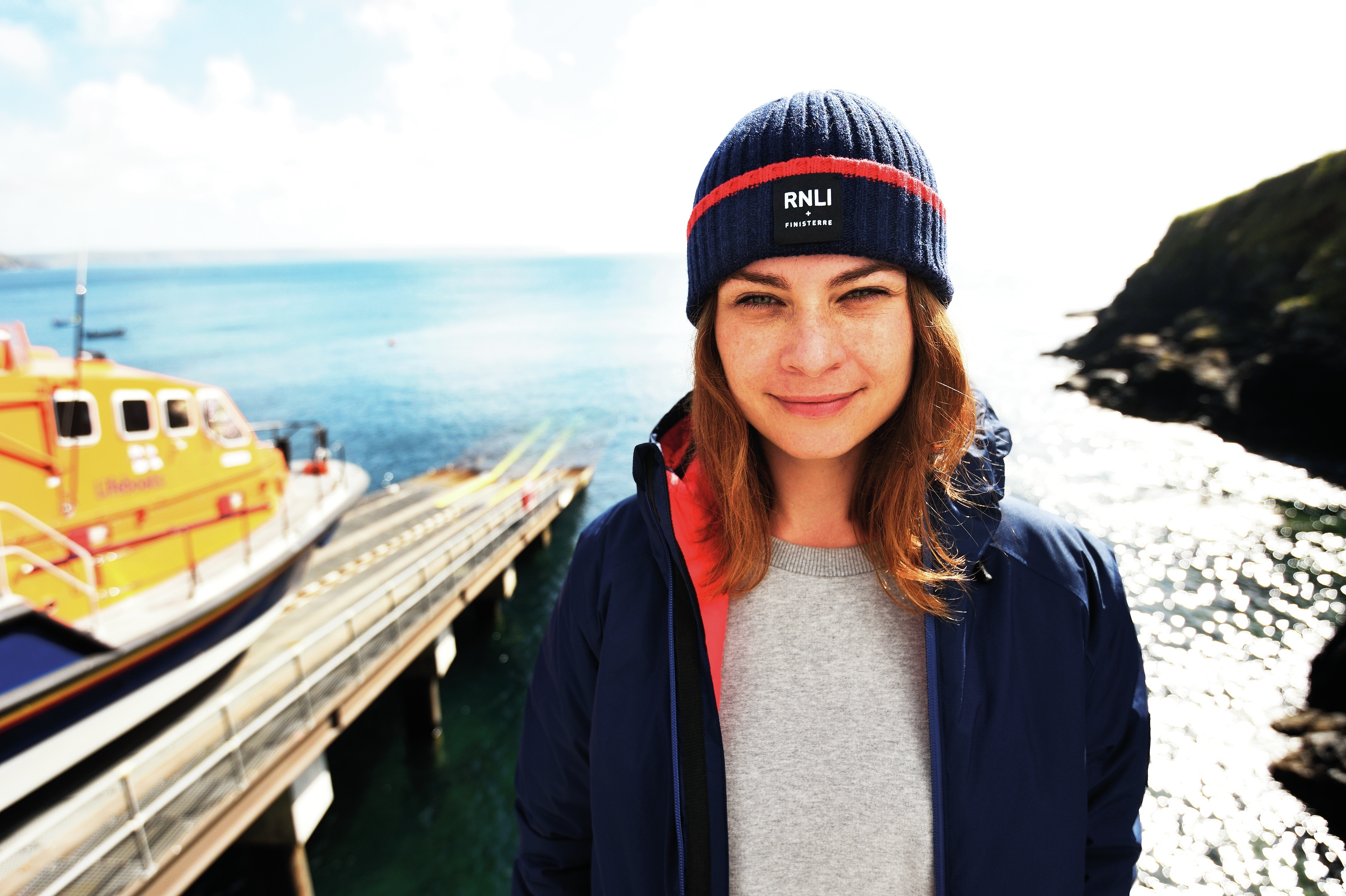 RNLI and Finisterre collaborate on a line of clothing