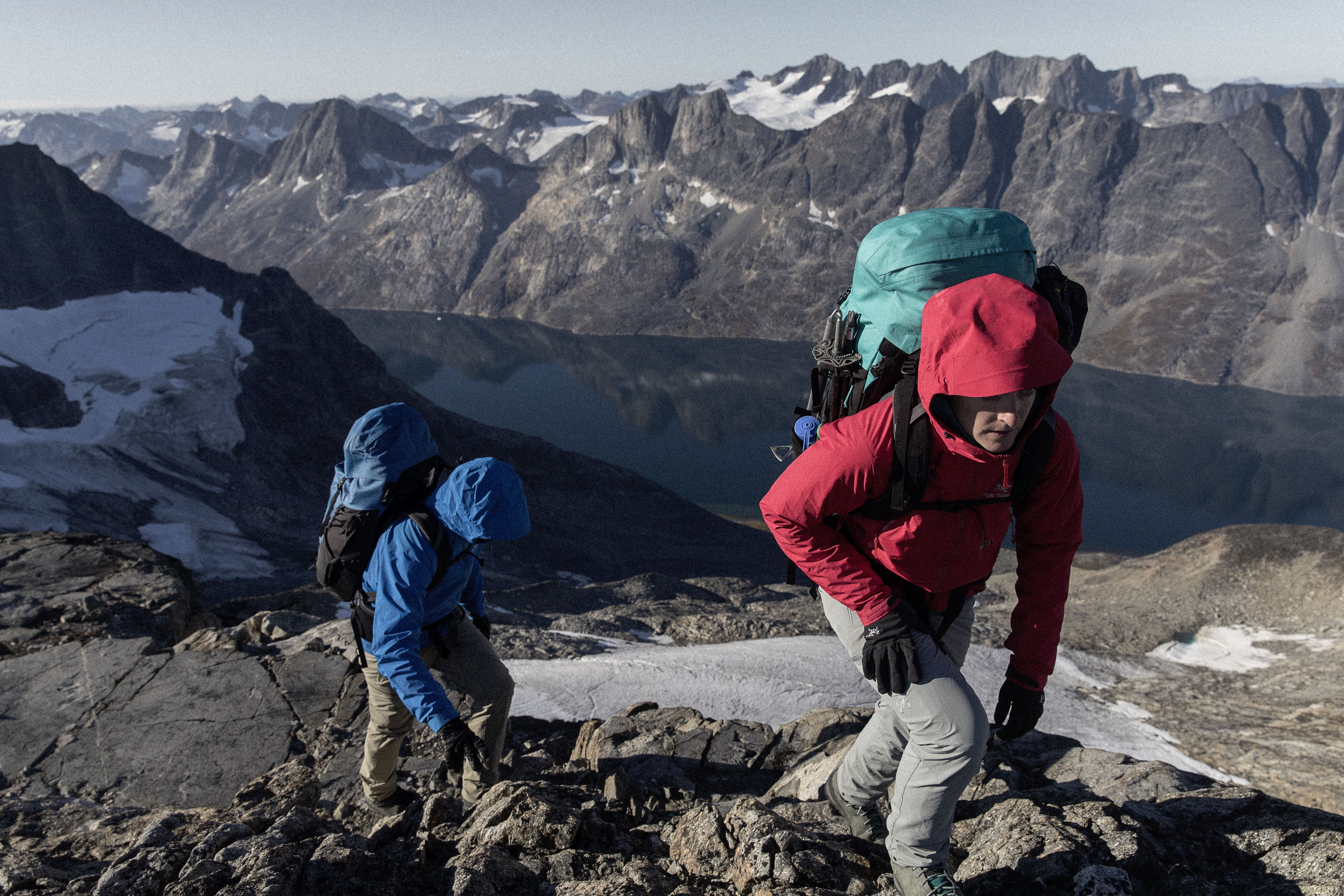 The iconic Bora rucksack is reintroduced by Arc'teryx