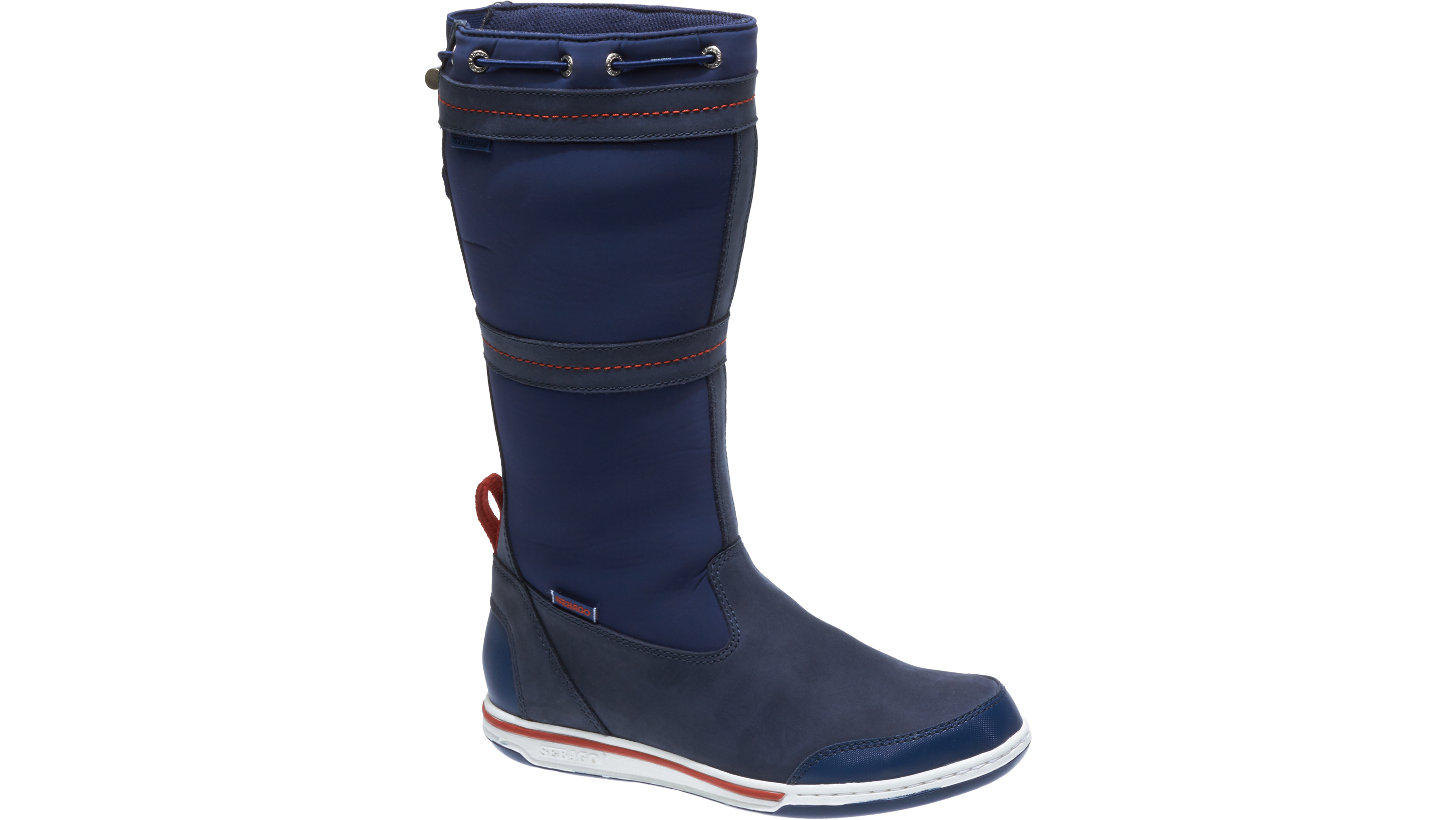 New Kit: Sebago Triton sailing boots