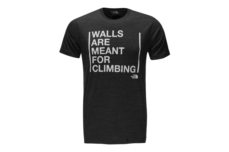 """""""Walls Are Meant For Climbing"""" campaign"""