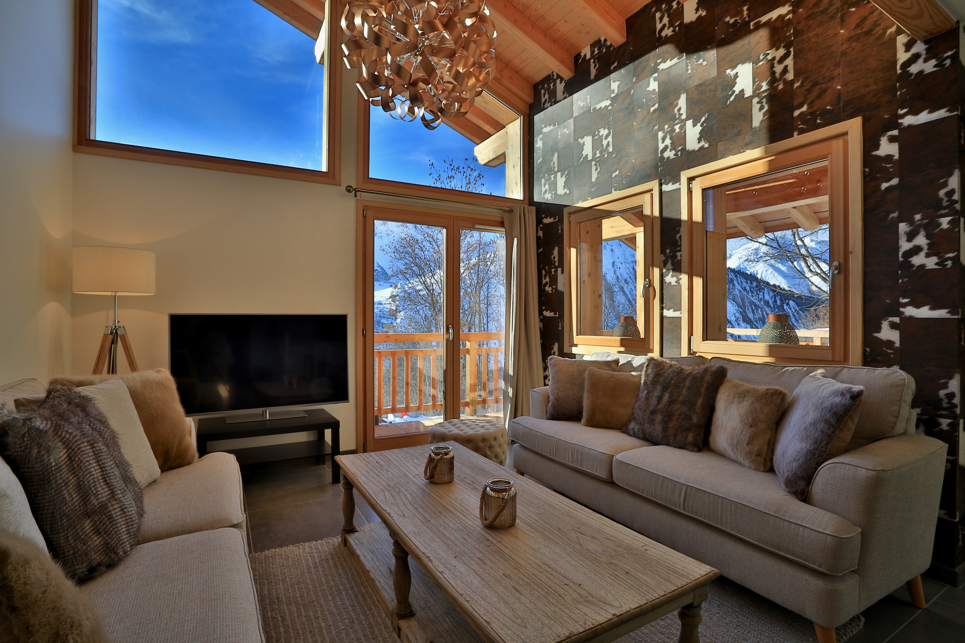 Introducing White Mountain Chalets