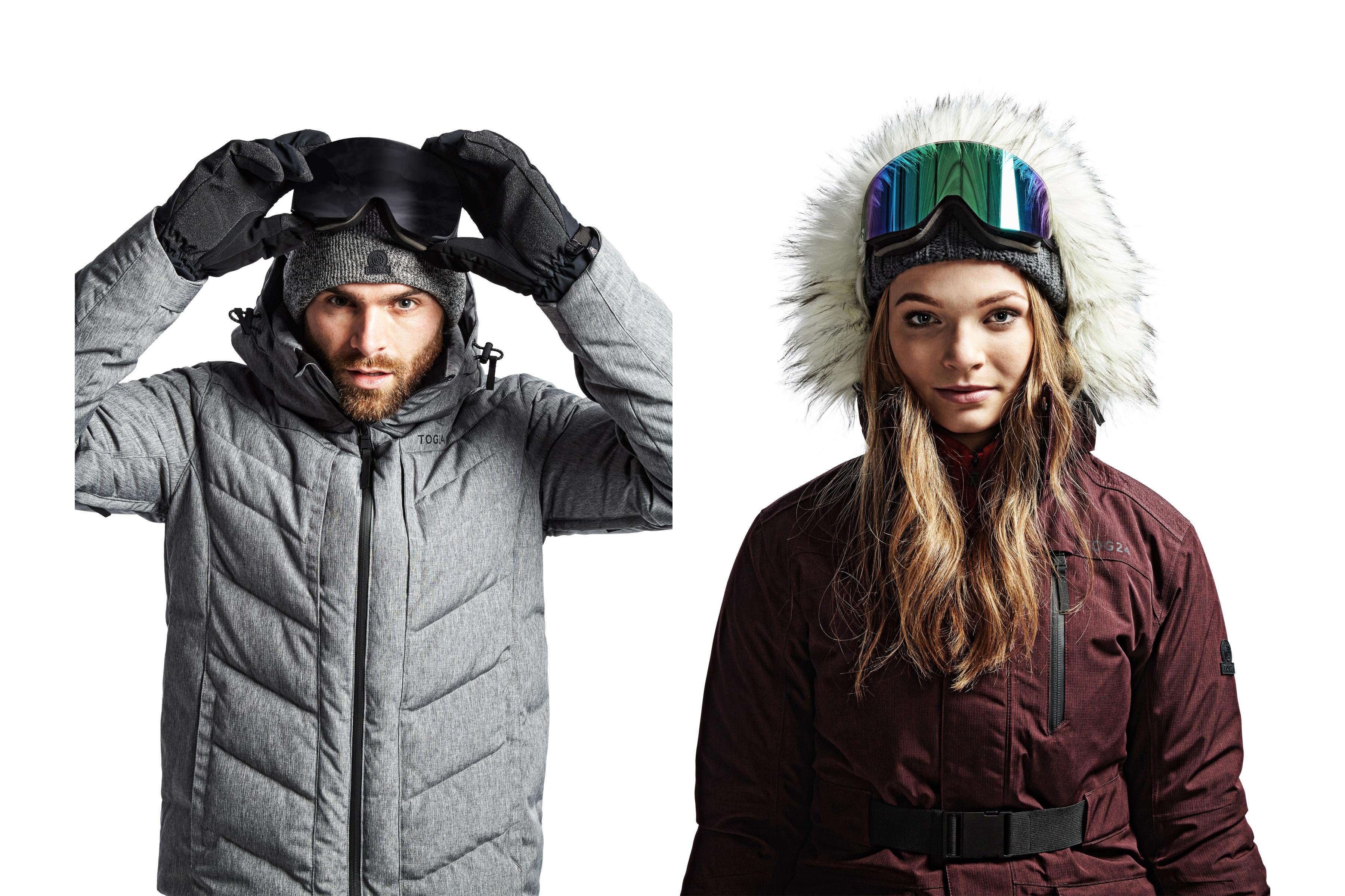 TOG 24 ski collection looks sensational