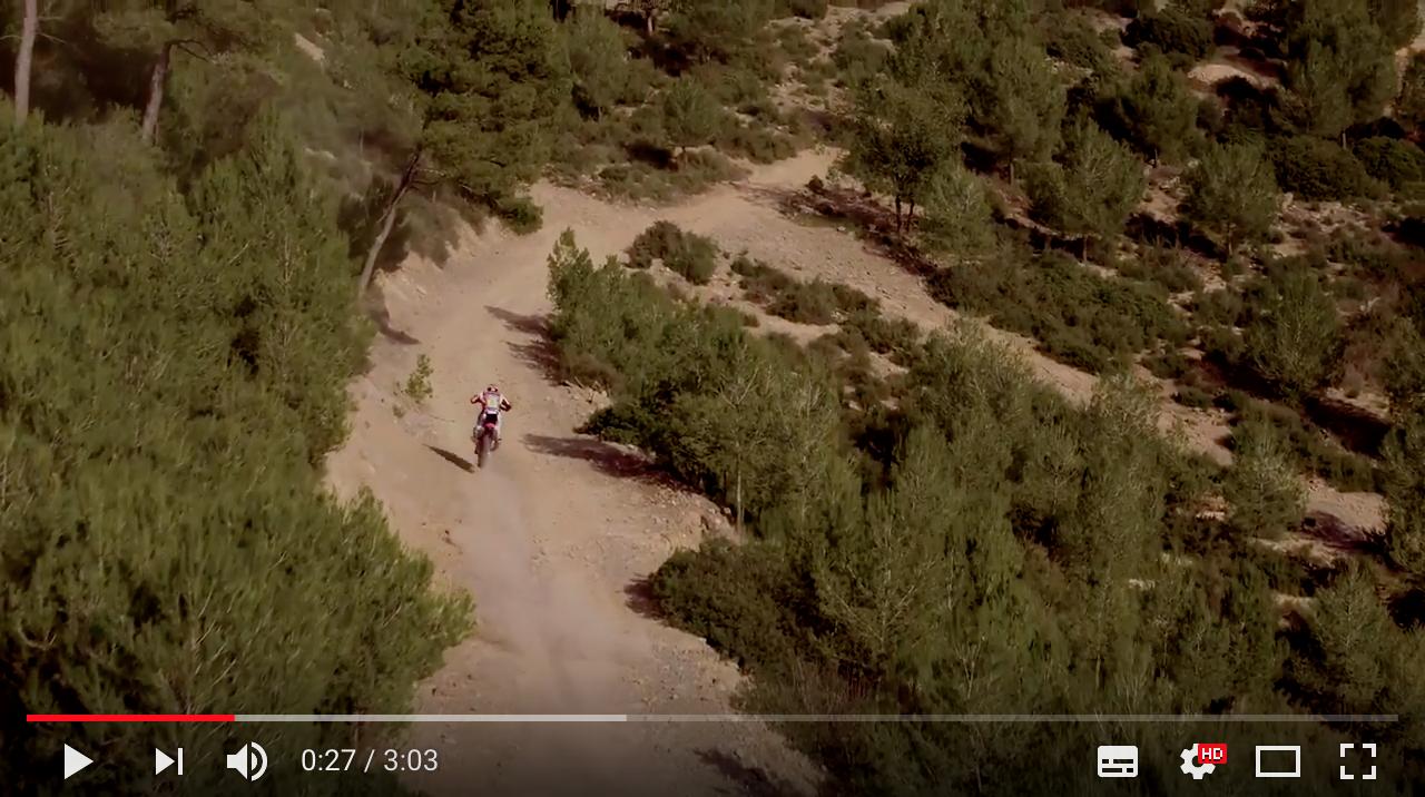 Here's Honda's Dakar Rally riders for 2018