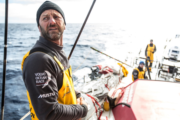 Ian Walker on his RYA role and future sailing adventures
