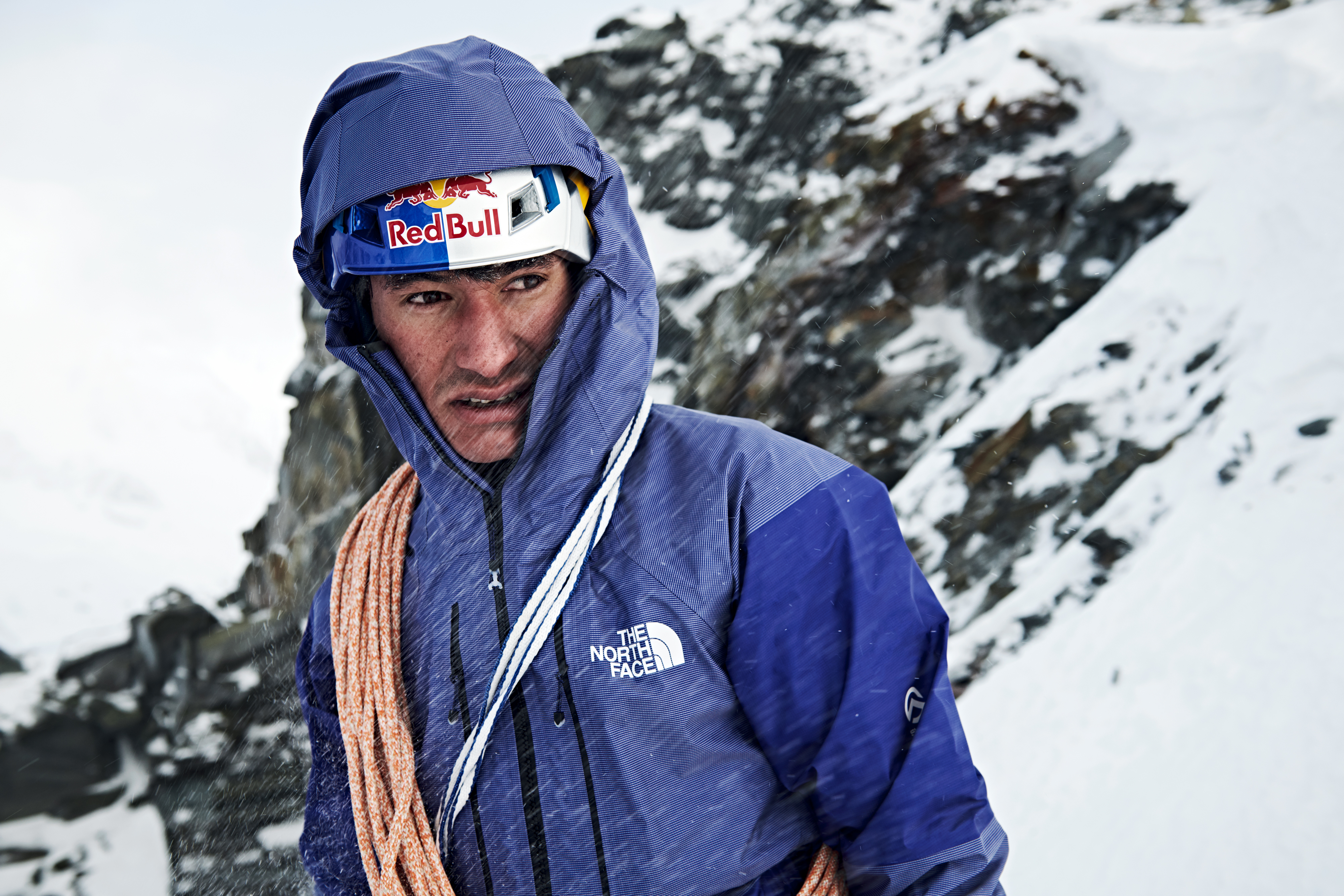 David Lama joins The North Face's global athlete team