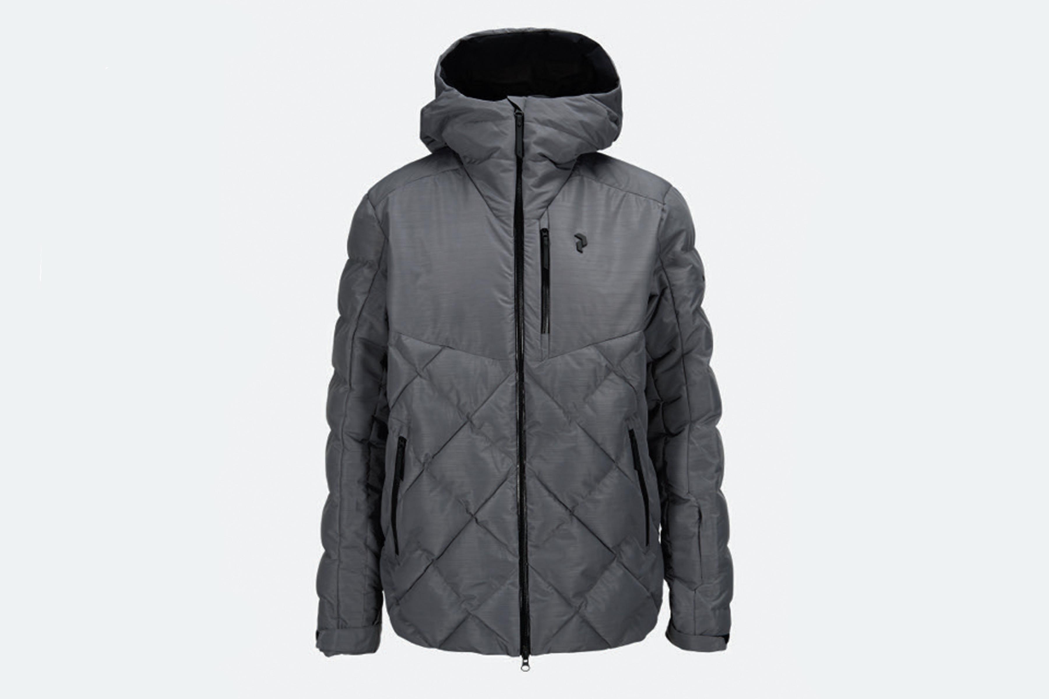 Peak Performance's Alaska Melange ski jacket