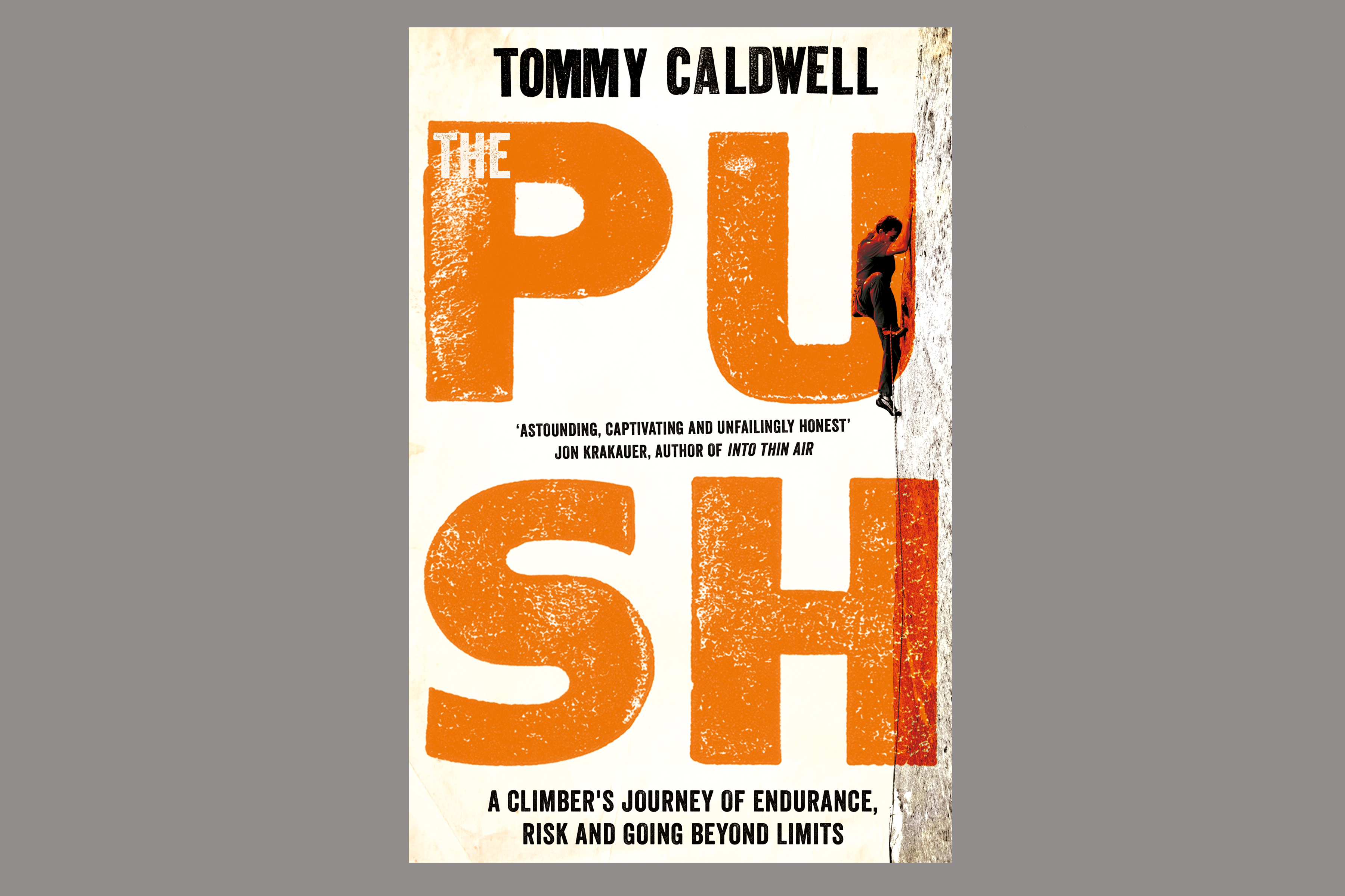 Fireside Reading: The Push by Tommy Caldwell