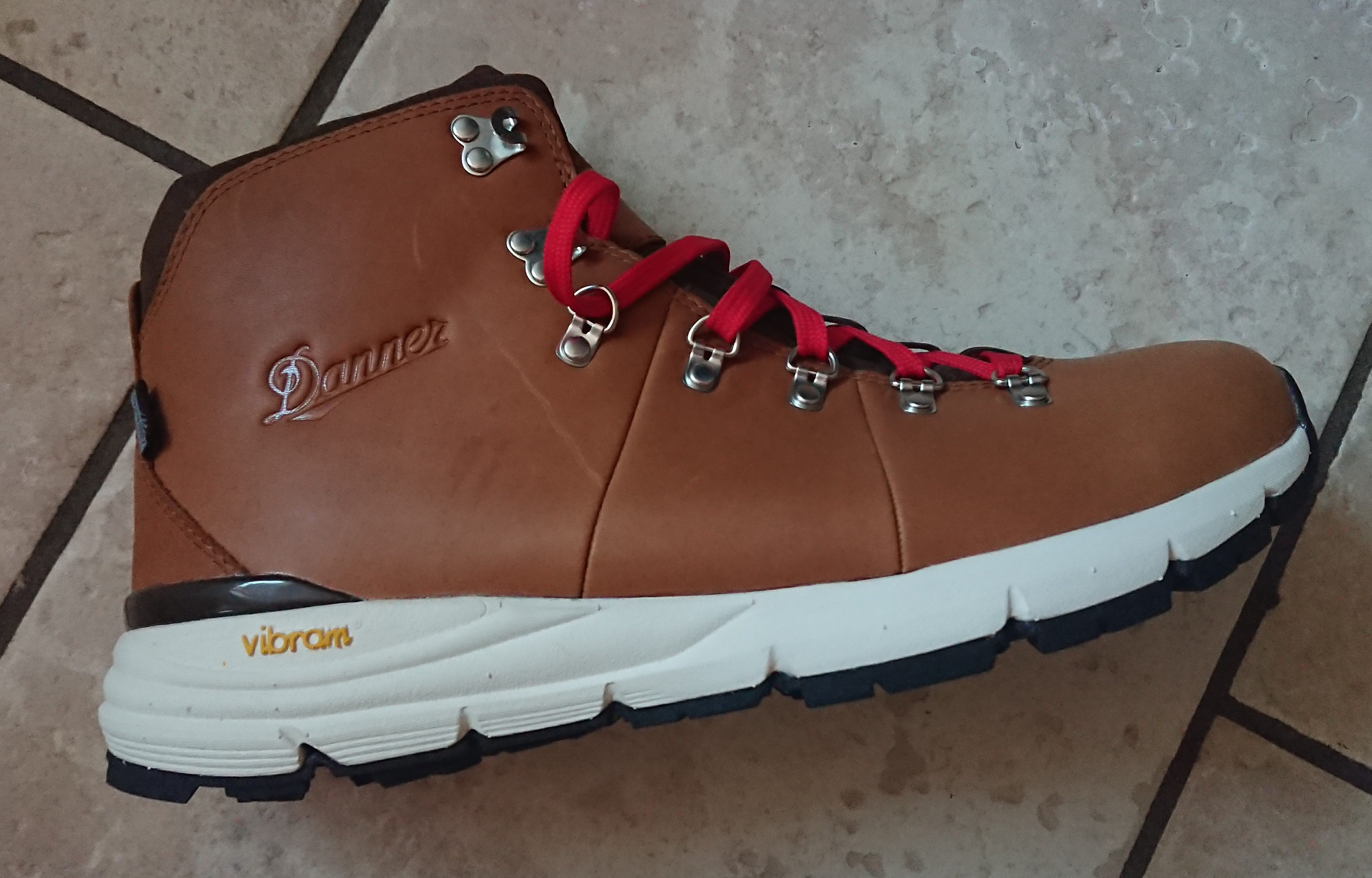Danner Mountain 600 boot review