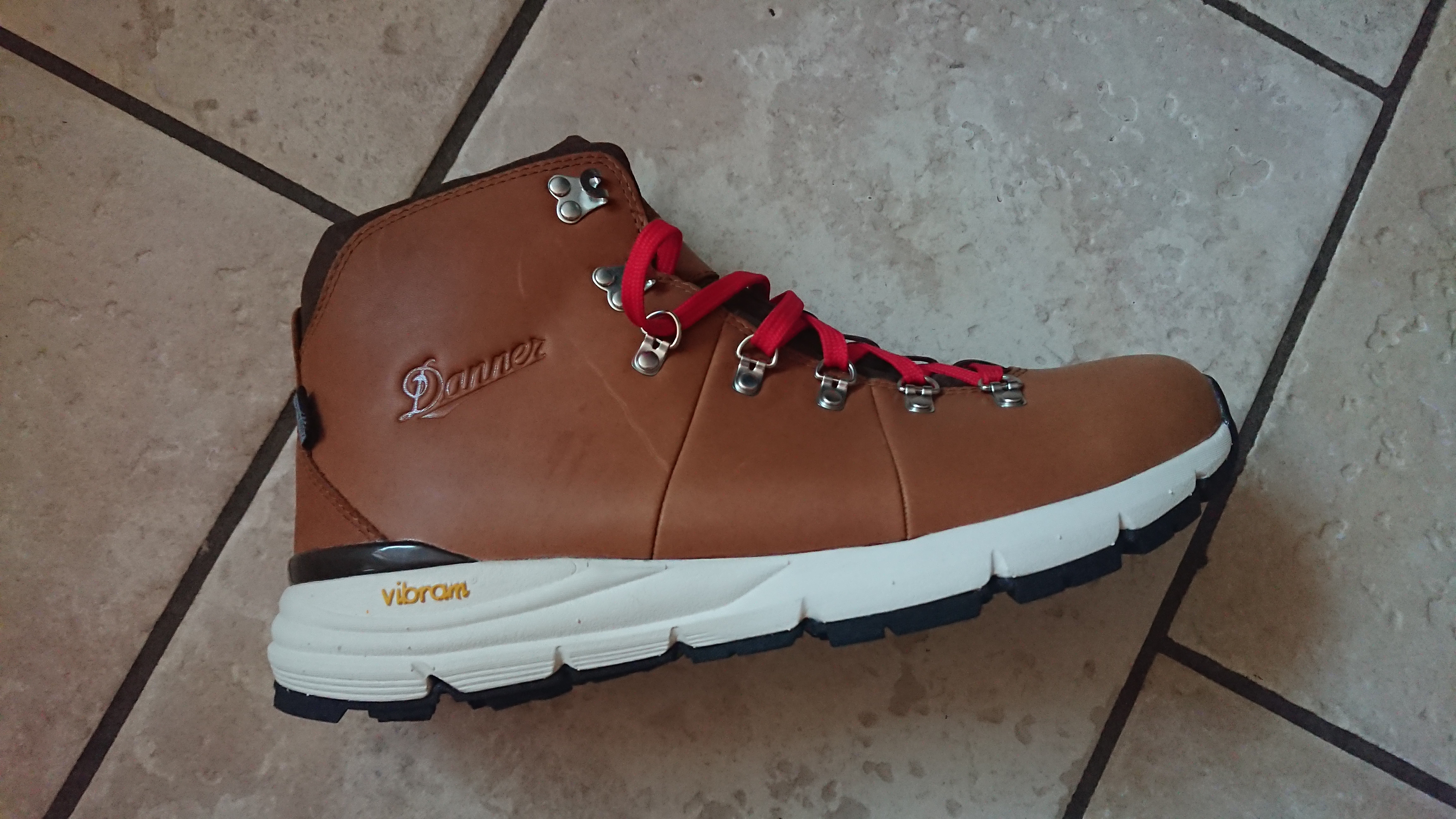 Danner Mountain 600 boots review