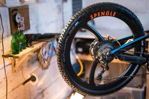 spengle carbon wheel