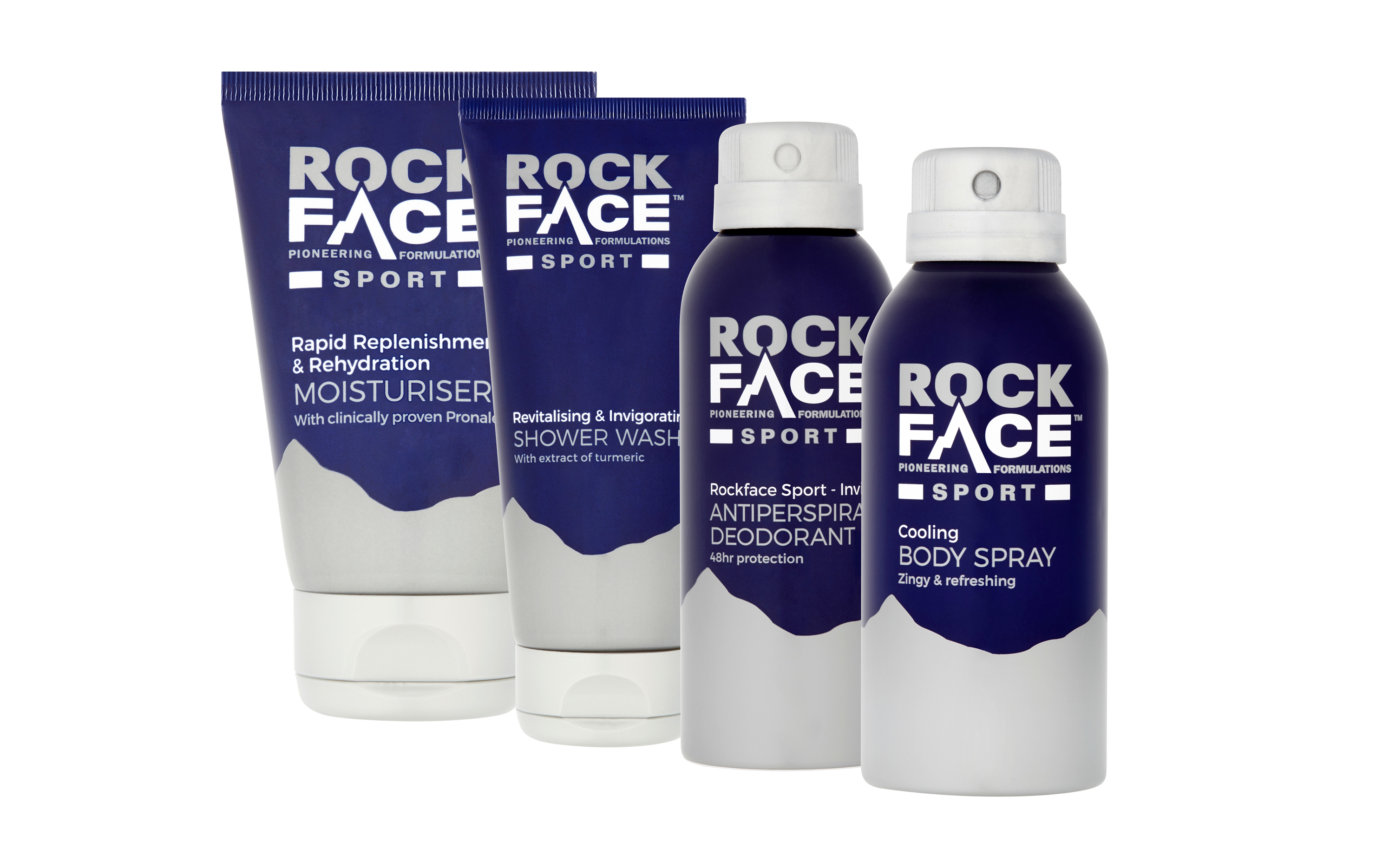 New Rockface Sport range now on sale
