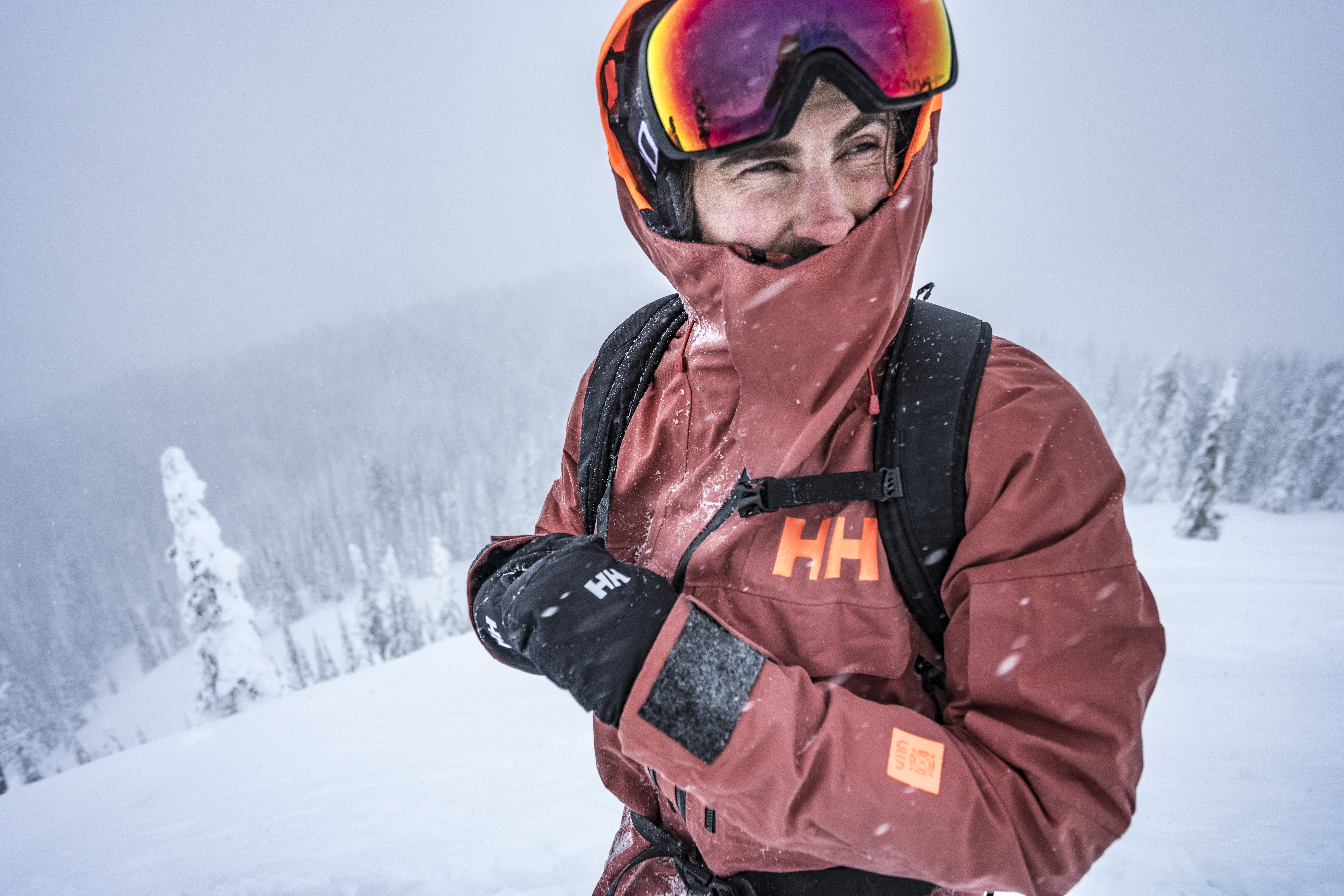 A look at Helly Hansen's 2018 winter collections