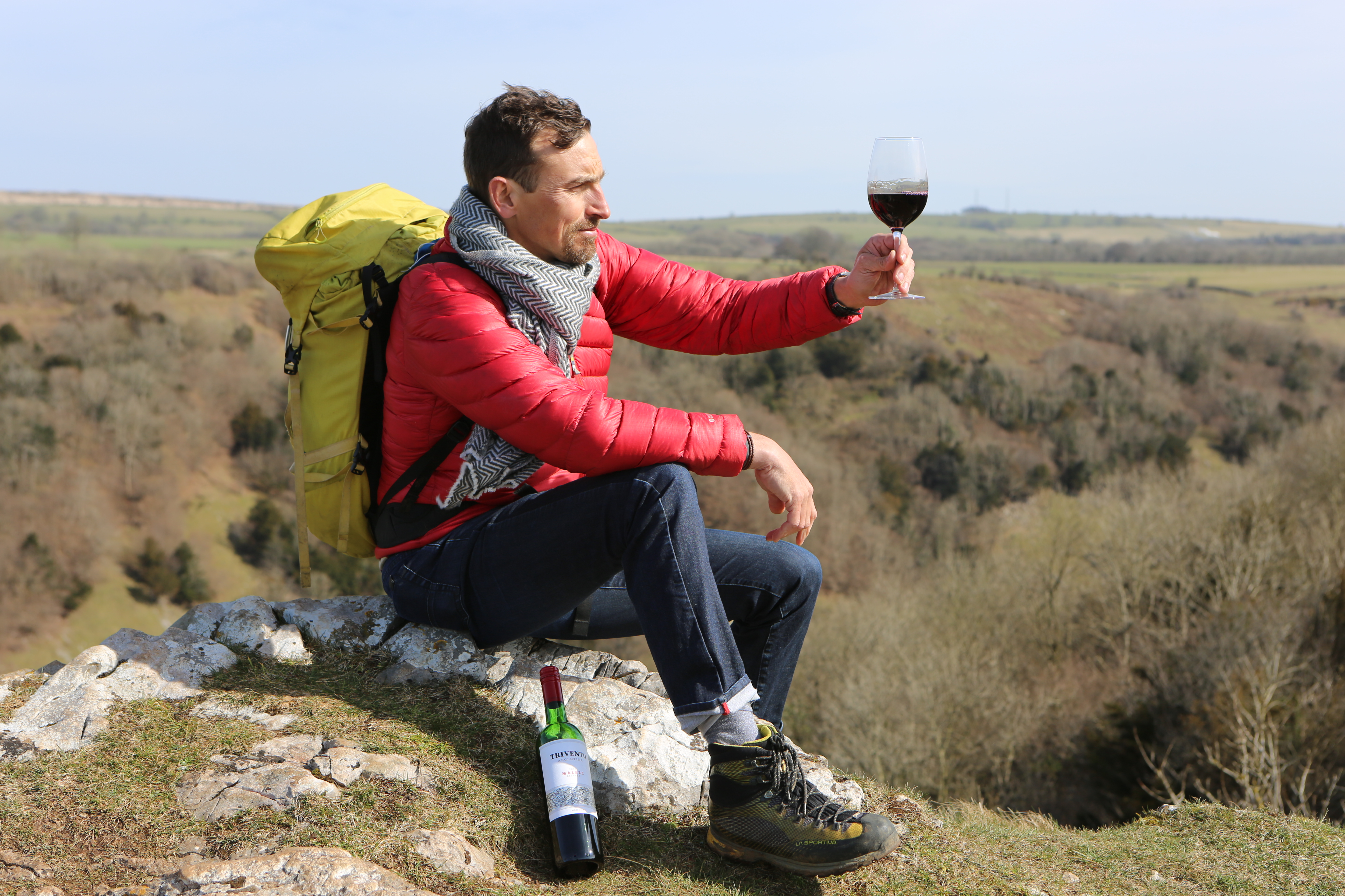 The UK's most adventurous red wine?